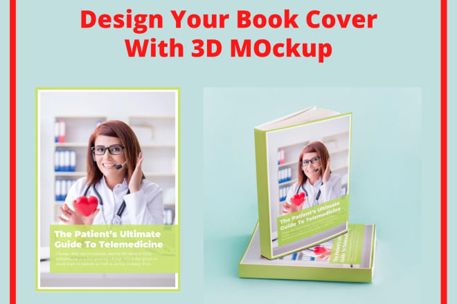 I will design kindle book cover, book cover designbook design