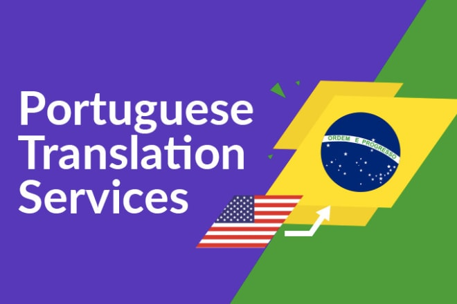 I will translate from english to portuguese