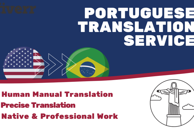 I will translation of documents in english into portuguese