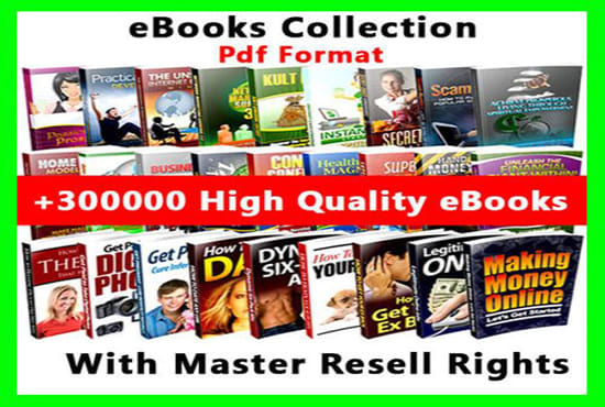 Plr Ebooks With Giveaway Rights From 4 45
