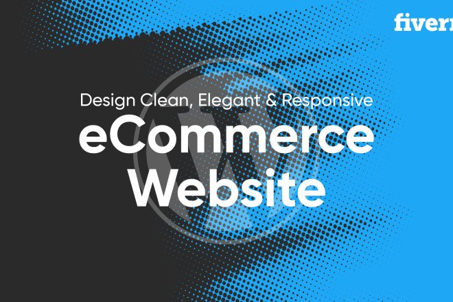 Our studio will build ecommerce website online store or amazon affiliate blog with SEO content