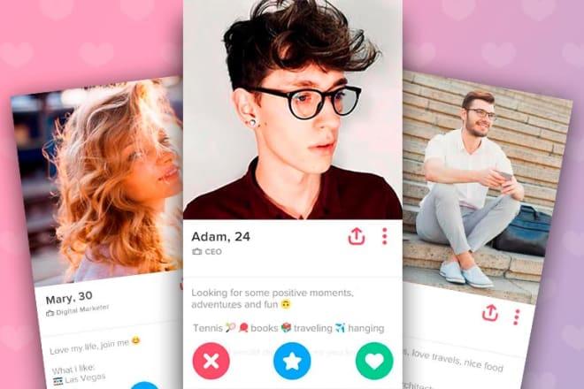 Profile maker tinder fake Fake Tinder