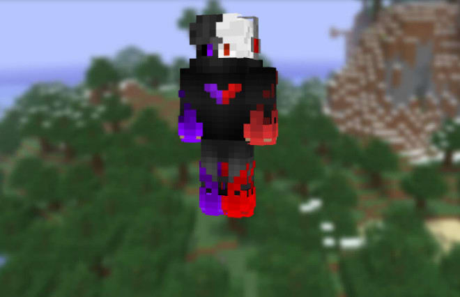 I will make you a great skin for minecraft or even edit it